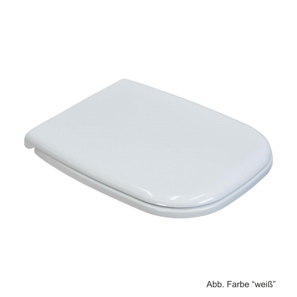 Duravit WC-Sitz D-Code mit Deckel, weiß, 0067310000
