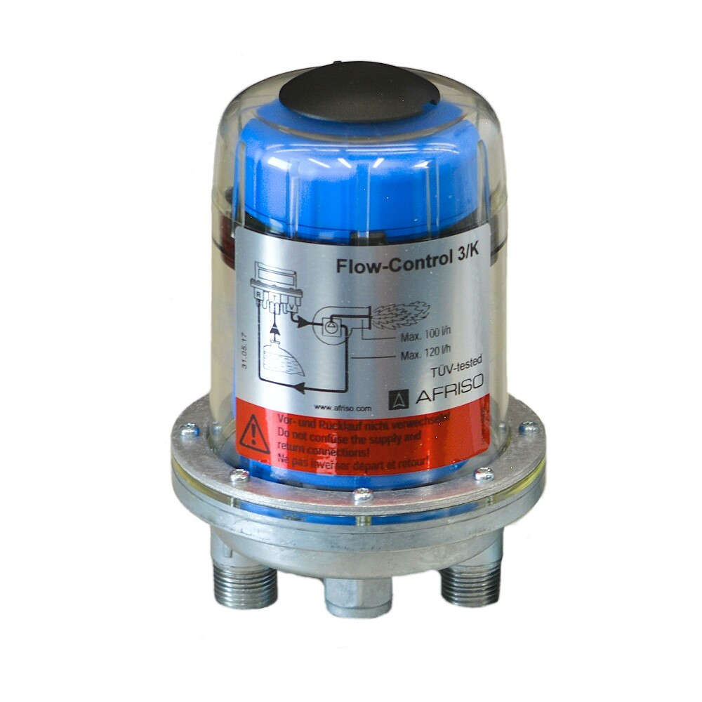 Afriso Heizölentlüfter, Flow-Control Typ 3K, 69930