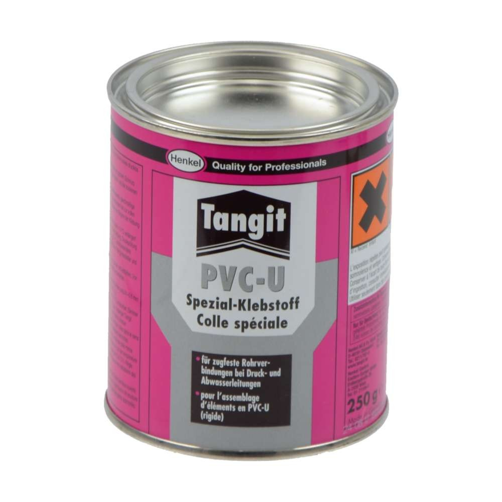 Kleber Tangit PVC-U, Dose 250 g