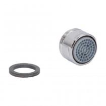 Neoperl Strahlregler mit Kalkschutz CASCADE-SLC 28x1 AG, verchromt