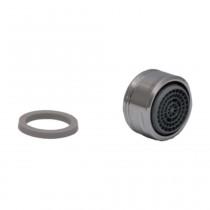 Neoperl Strahlregler zum Wassersparen/Kalkschutz CASCADE-SLC E 24x1 AG,verchromt