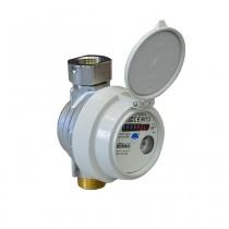 Allmess-Zapfventil-Wasserzähler GWZ-MK +m (kalt bis 30°C), 0701111906