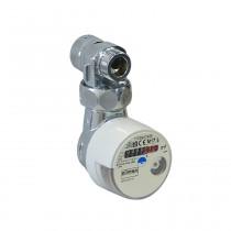 """Allmess Badewannenwasserzähler BWZ 3-V-K-3/4"""" +m (kalt bis 30°C), 1102112206"""