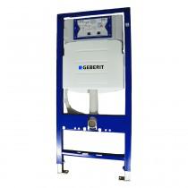 Geberit Duofix Wand-WC-Modul + Sigma UP-Spülkasten 12cm, Höhe 1120mm, 111300005