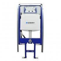 Geberit Duofix Wand-WC-Modul Eckelement + Sigma UP-Spülkasten 12cm, 111390005