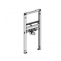 Geberit Duofix Waschtisch-Modul für Einlocharmatur, Bauhöhe 1120mm