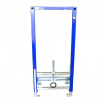 Geberit Duofix Wand-Bidet-Modul für Einlocharmaturen, Bauhöhe 1120 mm, 111510001