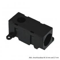 Roth RIS Anschlussdose W 14 mm und 17 mm