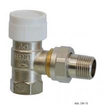 "Oventrop Thermostatventil ""Baureihe AV 9"" DN20, R 3/4"", PN10, Eck, 1183706"