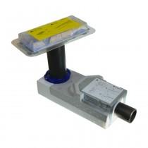 Geberit Rohbauset für CleanLine Duschrinne für Fußbodenaufb. 90-200mm, 154150001