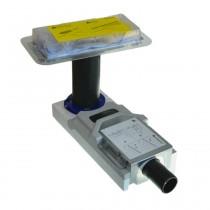 Geberit Rohbauset für CleanLine Duschrinne für Fußbodenaufb. 65- 90mm, 154152001