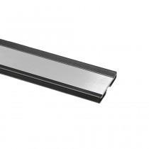 Geberit Duschrinne CleanLine20, L=30-90cm, metall dunkel,154450001