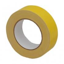 Gewebe-Klebeband 38mm x 25m, gelb, 3912338