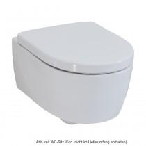 Geberit Wand-Tiefspül-WC iCon xs, weiß, 204030000