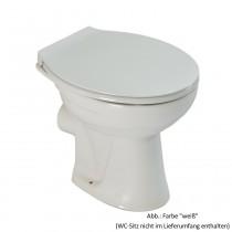 Geberit/Keramag Stand-Tiefspül-WC Renova Nr. 1, Abgang waagerecht, weiß, 211000000