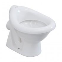 Geberit Stand-Tiefspül-WC Baby, Abgang waagerecht, weiß, 211650000