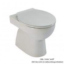 Geberit Stand-Tiefspül-WC Renova, Abgang innen senkrecht, weiß, 213011000