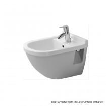 Duravit Starck 3 Wand-Bidet 360 x 540 mm, weiß, 2230150000