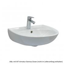 Geberit Waschtisch Renova Nr. 1, 55x45cm, weiß, 223055000
