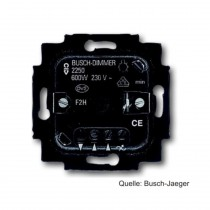 Busch-Jaeger Dimmer-Einsatz, 2250 U