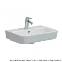 Geberit Waschtisch Renova Compact, 55x37cm, weiß, 226155000