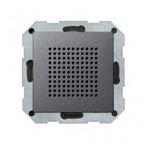 Gira System 55 Zusatz-Lautsprecher UP-Radio RDS, anthrazit 228228