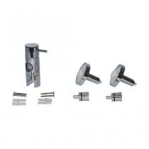 Damixa Kudos Brausestangen-Reparatur-Set inkl Rutscher D=21mm,verchromt,23900.00