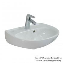 Geberit Handwaschbecken Renova Nr. 1, 50x38cm, weiß, 273050000