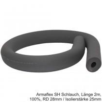Armaflex SH Schlauch,selbstklebend, Länge 2m, 100%, RD 22mm / Isolierstärke 26mm