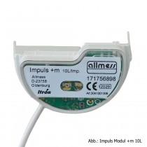 Allmess Wasserzähler Systeme Impuls-Modul +m 1L, 3041000106