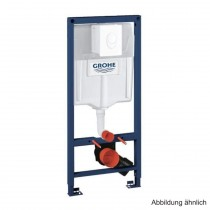 GROHE Rapid SL 2 in 1-Set für WC Spülkasten mit Abdeckplatte Skate Air, 38764001
