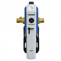 """BWT Einhebel-Filter E1 HWS mit Druckminderer, 1"""", weiß-blau, 40385"""