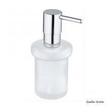 GROHE Essentials Cube Seifenspender, chrom 40394000