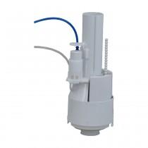 GROHE 2-Mengen-Ablaufventil für Wandeinbau-Spülkästen 6l/3l, 42774000