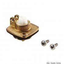 GROHE Deckel, komplett, für Urinal-Druckspüler. 43102000