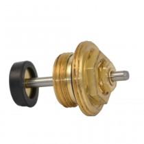 HEIMEIER Thermostat-Oberteil für VHK m.Bauschutzkappe schwarz,M22x1,5, 432103300