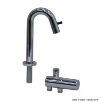HANSA HANSANOVA Style Set Waschtisch-Standventil, verchromt 50938191