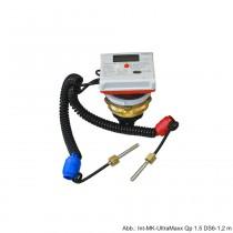 Allmess Messkapselwärmezähler Int-MK-UltraMaxx Qp 1.5 DS6-1,2 m