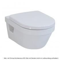 Villeroy & Boch Architectura Wand-Tiefspül-WC wasserrandlos, weiß Ceramic+