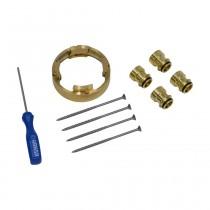 HANSA Verlängerungssatz 20 mm für HANSAVAROX-UP System, 59912754