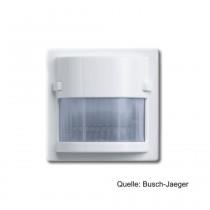 Busch-Jaeger Busch-Wächter 180UP Sensor Komfort II, Selectlinse, studioweiß