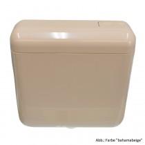 Pagette Ecotop Spülkasten, 6-9 Liter, bahamabeige