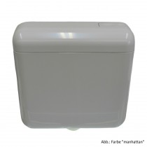 Pagette Ecotop Spülkasten, 6-9 Liter, manhattan