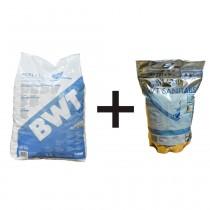 BWT Perla Tabs + Sanitabs im Doppelpack