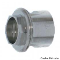 HEIMEIER Adapter f.Ventilheizkörper Heimeier Th.-Köpfe an Klemmanschl.,970424700