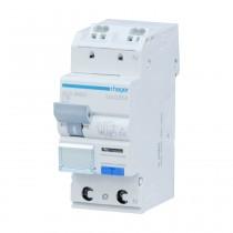 Hager FI-LS - Schalter ADS966D, 1P+N 6kA C-16A 30mA Typ A QC,  ADS966D