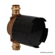 Allmess Unterputz-Wasserzähler Allmess-UP 6000 MK Typ EAT 22mm Press, 0116000006