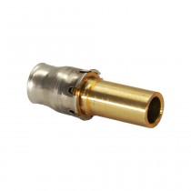 Fränkische Alpex Plus Press-Adapter Metall 16 x 15 mm