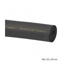 Armaflex Protect R-90 Brandschutzschlauch, Länge 1m,RD 28mm / Isolierstärke 25mm