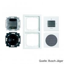 Busch-Jäger UP-Digital-Radio Komplett-Set 8220-84